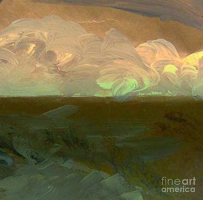 Painting - The Distant Storm by Nancy Kane Chapman