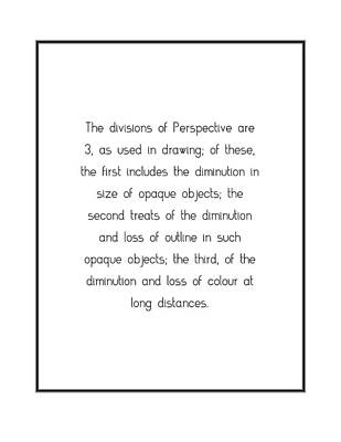 Digital Art - The Divisions Of Perspective Are... by Famous Quotes
