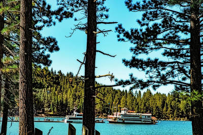 Photograph - The Dixiy At Zepher Cove by Nancy Marie Ricketts