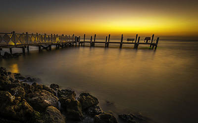 Photograph - Captiva Sunrise by Francisco Gomez
