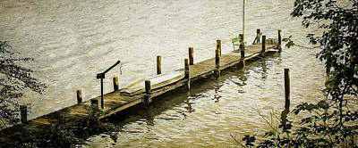 Photograph - The Dock by Reynaldo Williams