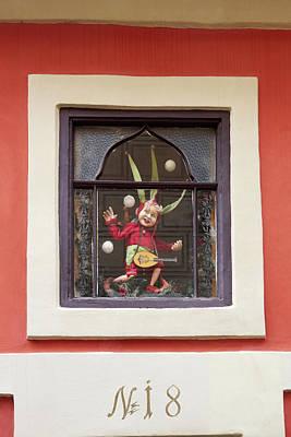 Photograph - The Doll. Golden Lane. Prague Castle. Prague Spring 2017 by Jouko Lehto