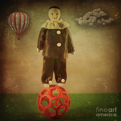 Photograph - The Doll by Von McKnelly
