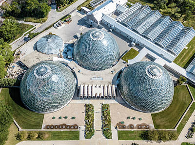 Photograph - The Domes by Randy Scherkenbach