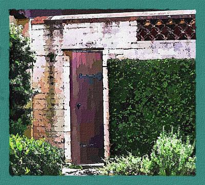 Photograph - The Door 2 by Susan Molnar