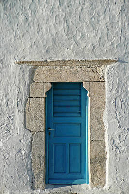 Photograph - The Door by Bruce