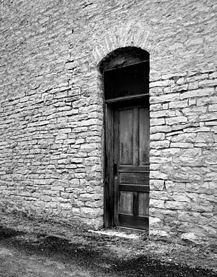 Photograph - The Door by David and Carol Kelly