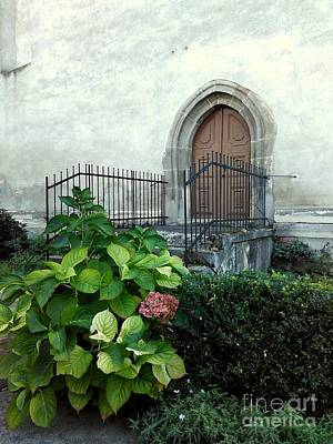 Photograph - The Door From The Other Side  by Erika H
