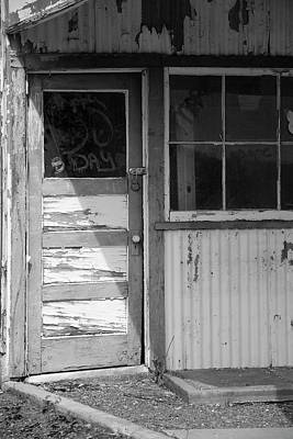 Photograph - The Door by Richard J Cassato
