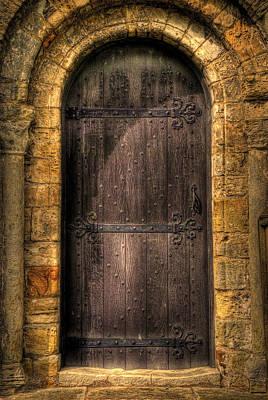 The Door Art Print by Svetlana Sewell