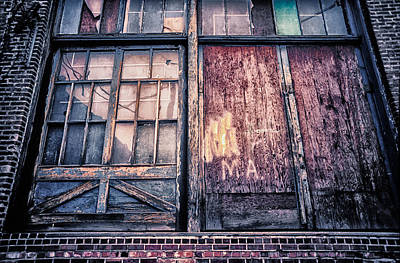 Photograph - The Door To Americas Manufacturing Glory by John Brink