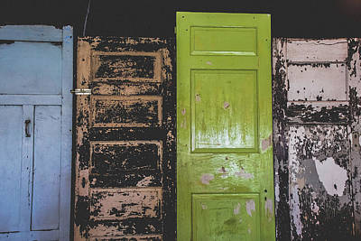 Photograph - The Doors by Colleen Kammerer