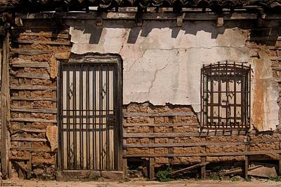 Photograph - The Doors Of Santa Lucia - 1 by Hany J