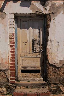 Photograph - The Doors Of Santa Lucia - 3 by Hany J