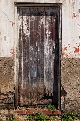 Photograph - The Doors Of Santa Lucia - 4 by Hany J