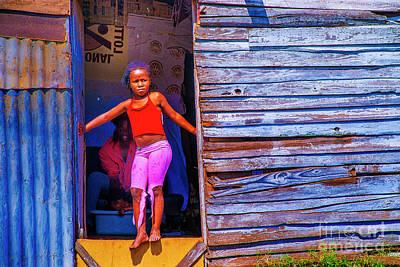 Photograph - The Doorway by Rick Bragan