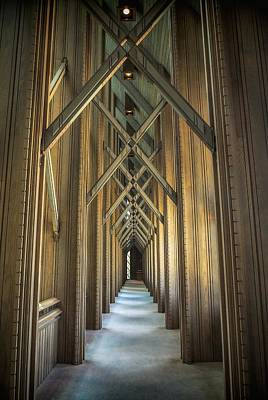 Photograph - The Doorway Leading To... by Ike Krieger