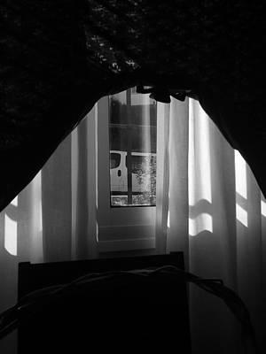 Photograph - The Drape by Arjun L Sen