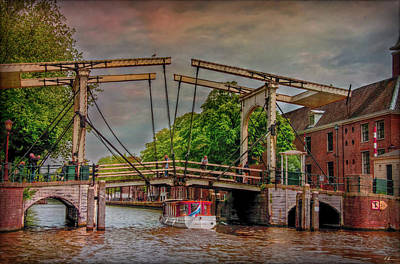 Photograph - The Draw Bridge by Hanny Heim