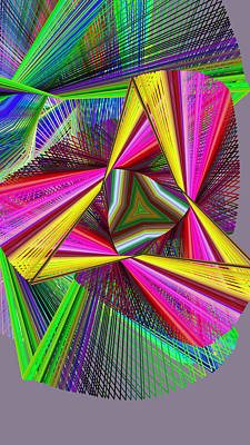 Drawing - The Drawing Star by Sheila Mcdonald