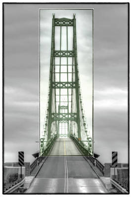 Photograph - The Dream Of The Bridge by John Meader