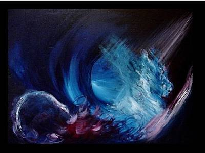 Ragon Painting - The Dream by Sharon Wilfong