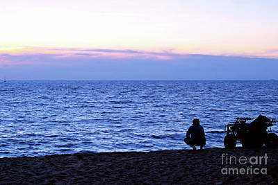 Photograph - The Dreams Afar by Victor K