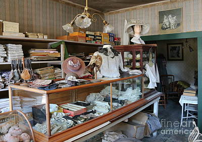 Photograph - The Dress Shoppe by Marty Fancy