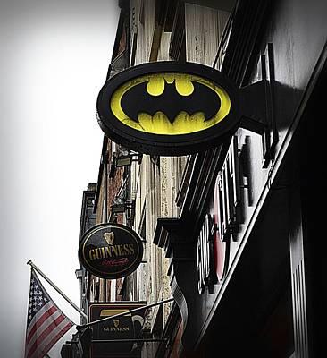 Photograph - The Drink Of Super Heroes by Nadalyn Larsen