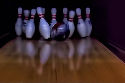 Lebowski Photograph - The Dude Abides by Pat Cook