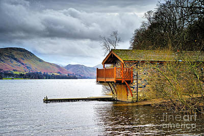 Boathouse Photograph - The Duke Of Portland by Nichola Denny