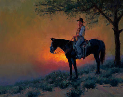 Painting - The Duke by Sheila Cottrell