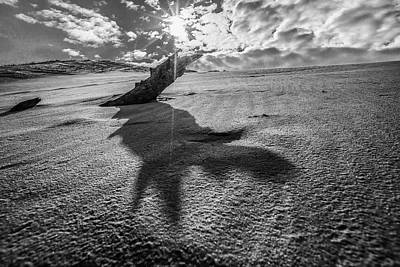 Photograph - The Dunes 1  by John McGraw