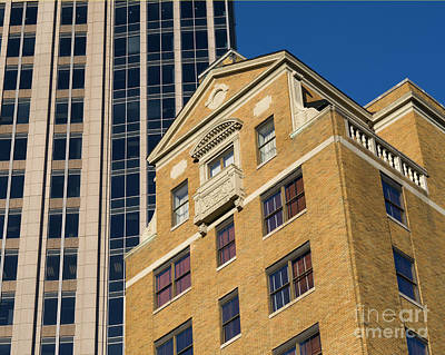 Photograph - The Dunhill Hotel, Charlotte by Patrick M Lynch