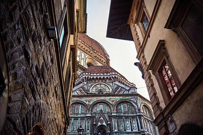 Photograph - The Duomo by Fine Art Photography Prints By Eduardo Accorinti
