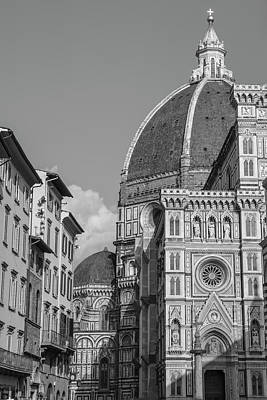 Photograph - The Duomo In Florence  by John McGraw