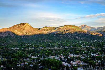 Photograph - The Durango Way by Michael Scott