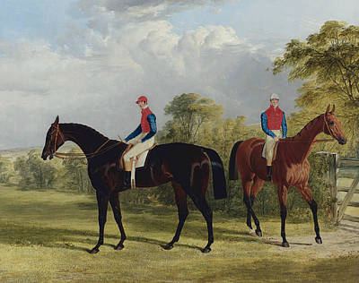 Painting - The Earl Of Chesterfield's Industry by Treasury Classics Art