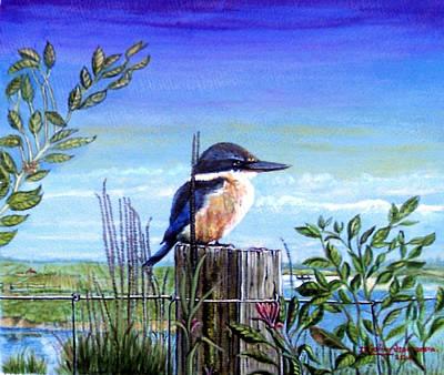 The Early Bird Art Print by James Richardson
