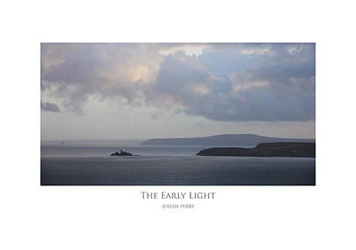Digital Art - The Early Light by Julian Perry