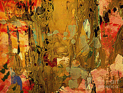 Painting - The Earth Spirit 2 by Nancy Kane Chapman