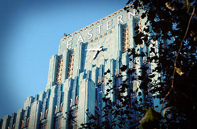 The Eastern Building Art Print by Ariane Moshayedi
