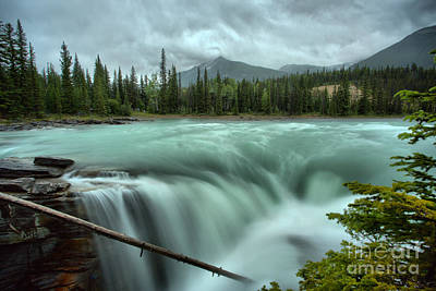Photograph - The Edge Of Athabasca In Spring by Adam Jewell