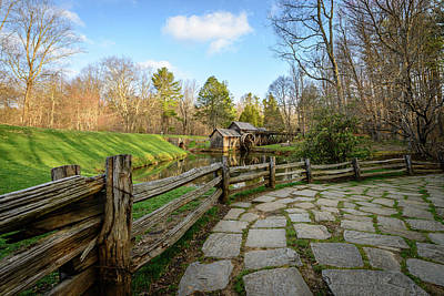 Photograph - The Edge Of The Mill by Michael Scott