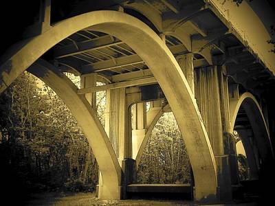 Photograph - The Edmund Pettus Bridge I by Sheri McLeroy