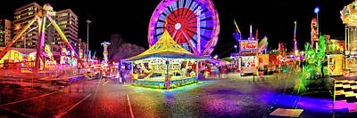 Fun Show Photograph - The Ekka by Az Jackson
