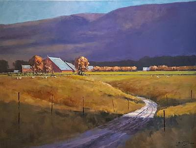 Painting - The Elders Place by Jessica Anne Thomas