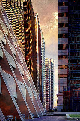 Skylines Royalty-Free and Rights-Managed Images - The Elevated Acre by Chris Lord