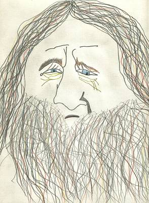 The End Of Merlin Original by David Jacobi
