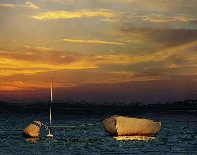 Photograph - The End Of The Day by Judy Johnson